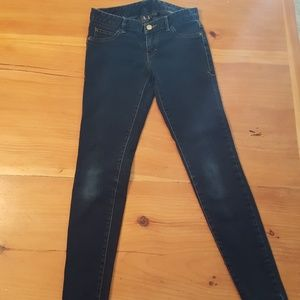 Soft Armani Exchange skinny jeans